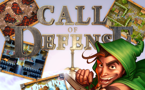 Call of Defense TD- screenshot thumbnail