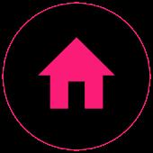 VM6 Pink Icon Set