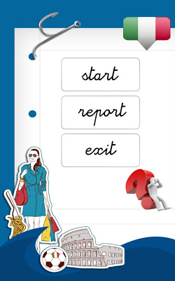 Learn ITALIAN with Words FREE - screenshot