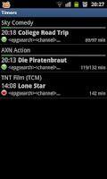 Screenshot of VDR Manager