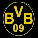 Borussia Dortmund BVB App logo