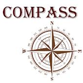 나침반 Compass 나경 패철 방향 동서남북 나침판