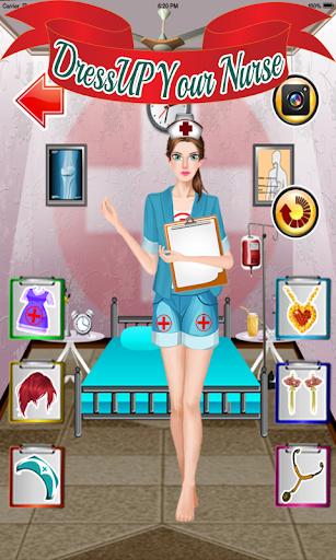 護士公主時尚裝扮