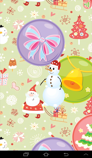 【免費休閒App】Christmas Balloon Pop Baby-APP點子