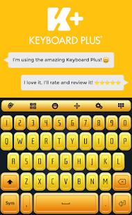 Golden Keyboard - náhled