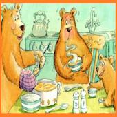 זהבה ושלושת הדובים
