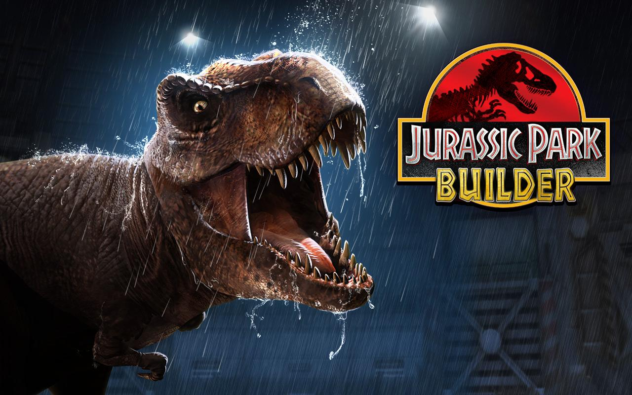 Jurassic Park™ Builder - screenshot