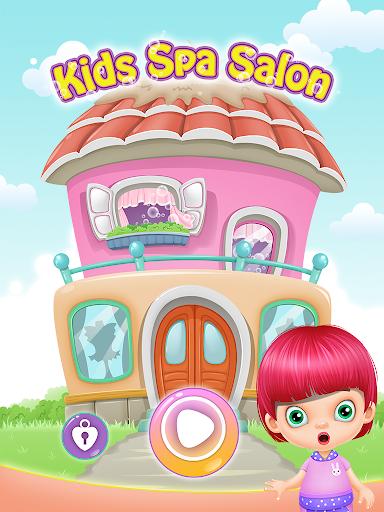兒童水療沙龍-兒童遊戲