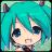 VocaloidClockWidget icon