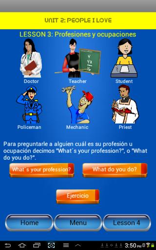 玩教育App|Mobile English for Colombia免費|APP試玩