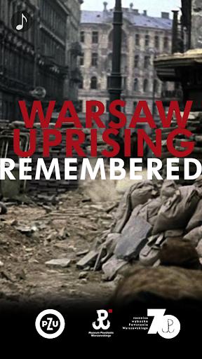 Warsaw Uprising Remembered
