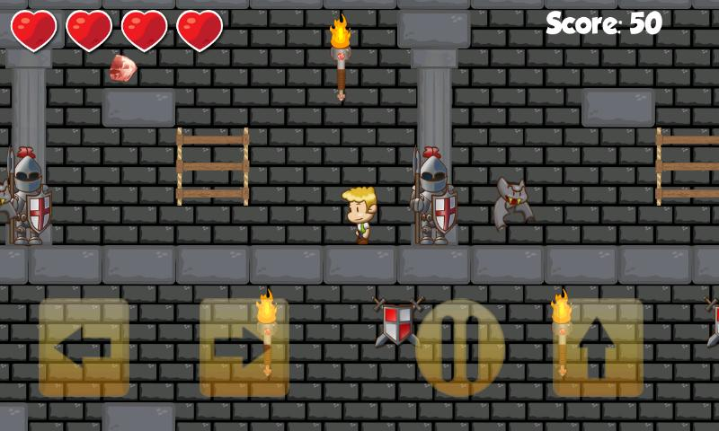 Mummy Boy - screenshot