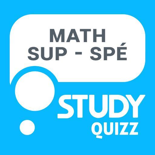 Maths Sup/Spé Study Quizz LOGO-APP點子