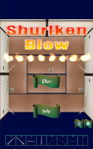 Shuriken Blow