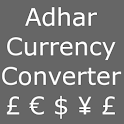 Adhar Currency Converter logo