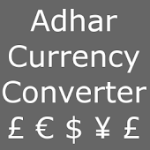 Adhar Currency Converter