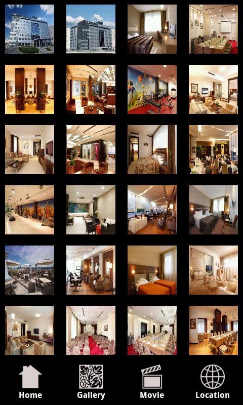 In Hotel Belgrade- screenshot