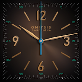 Eixample Gold - Watch Face