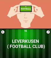 Screenshot of Football Charades