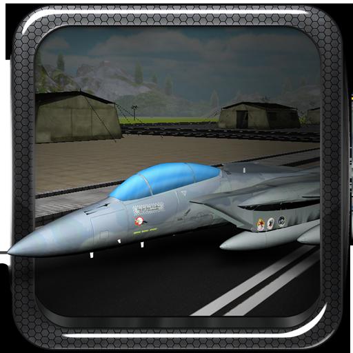 飞机飞行模拟器游戏 模擬 LOGO-玩APPs