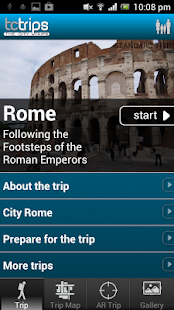 TcTrips Rome - screenshot thumbnail