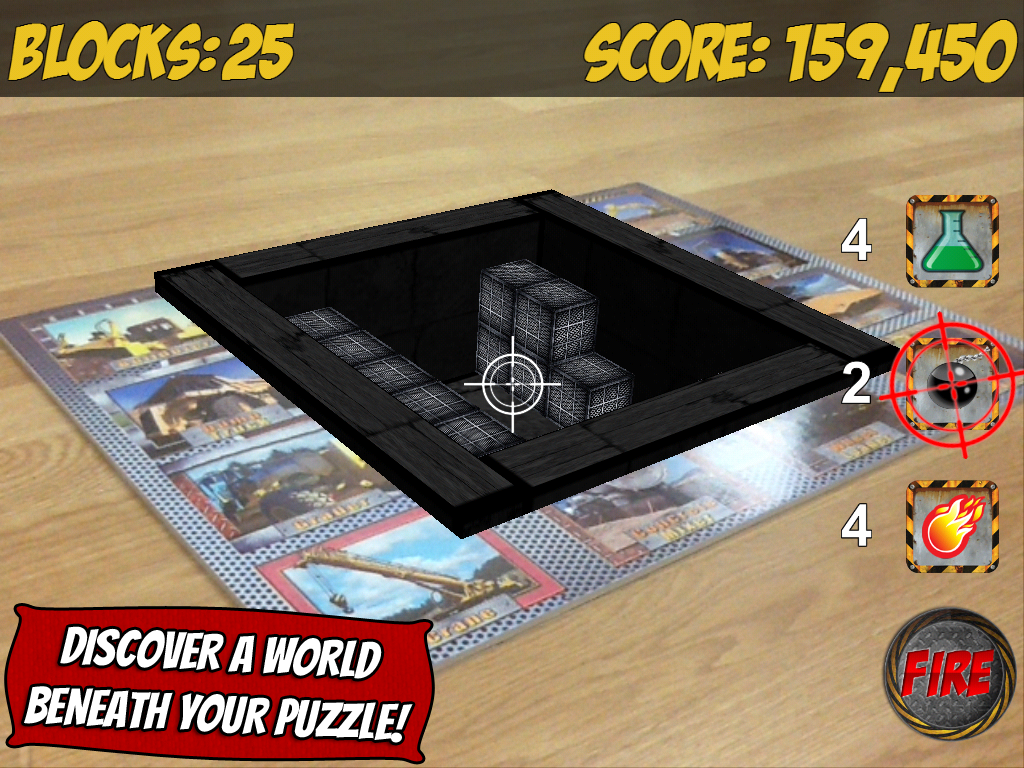 Popar Construction Puzzle- screenshot