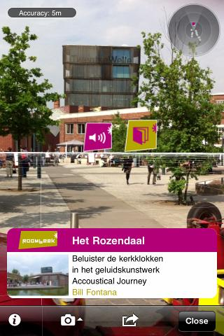 Roombeek- screenshot