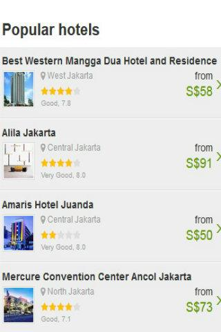 Jakarta Hotel Booking Disc 80