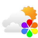GO Weather Animate Wallpaper icon