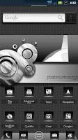 Screenshot of ADW Theme   PlatinumEdge
