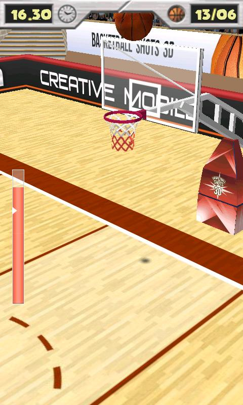 Basketball Shots 3D Android