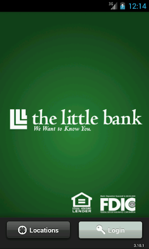The Little Bank Mobile Banking