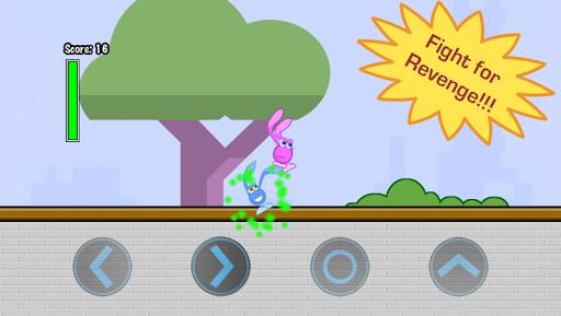 Pinky Retro Platformer