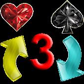 Расписной Покер - Up&Down-Trio