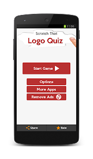 Scratch That Logo Quiz - screenshot thumbnail