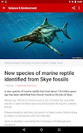 BBC News Screenshot 18