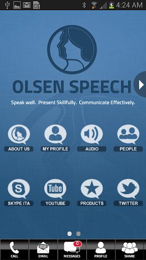 Olsen Speech