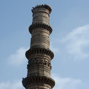 Dariya Khan Ghumat, Ahmedabad by Palak Patel - City,  Street & Park  Skylines ( historical )
