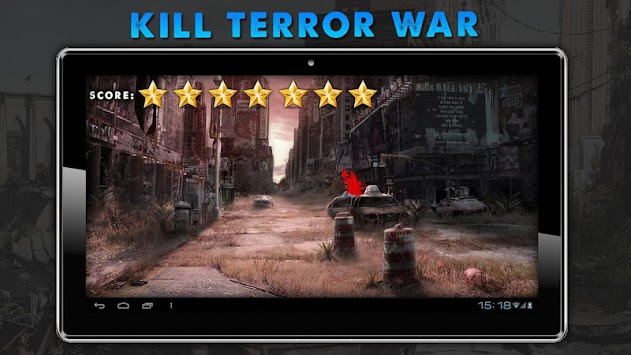 Kill Terror War apk screenshot