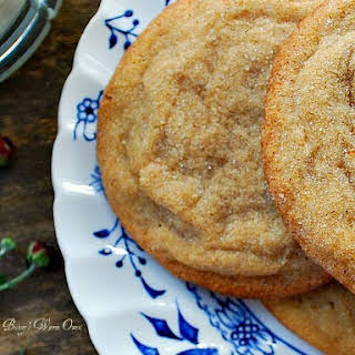 Big Grandma's Best Peanut Butter Cookies.