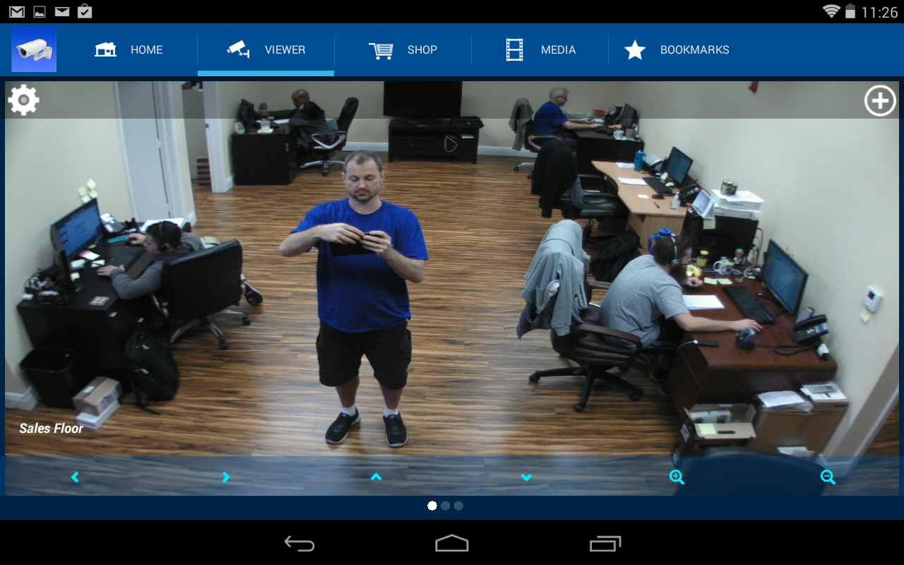 Icamviewer Ip Camera Viewer Screenshot