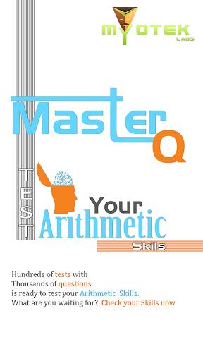 Master Q Arithmetic Free