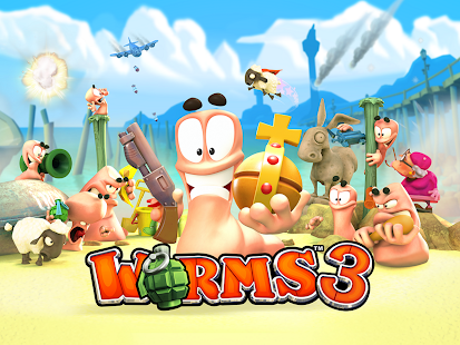 Worms 3 Screenshot 13