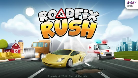 Roadfix Rush- screenshot thumbnail