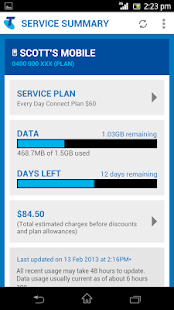 Telstra 24x7 - screenshot thumbnail