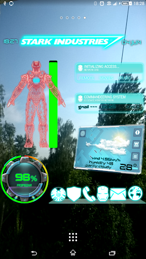 Interactive Interface 2 Uccw