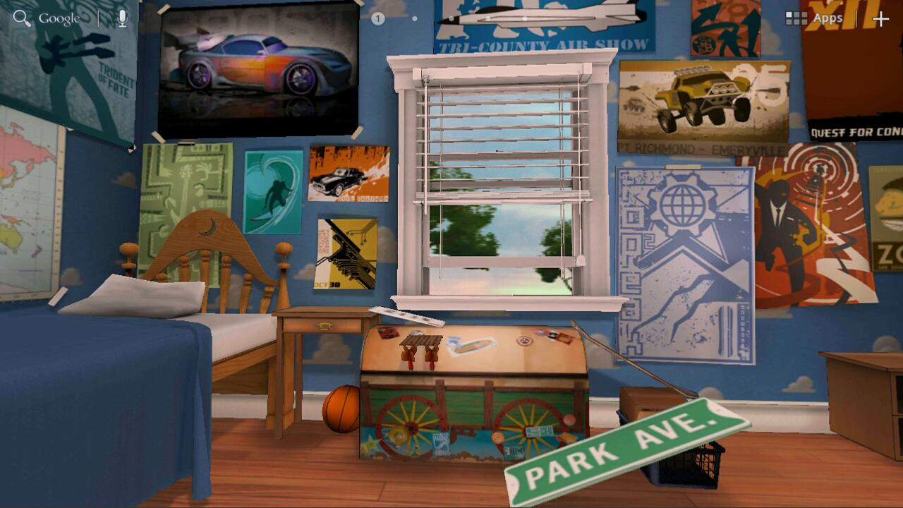 Toy Story: Live Wallpaper - screenshot