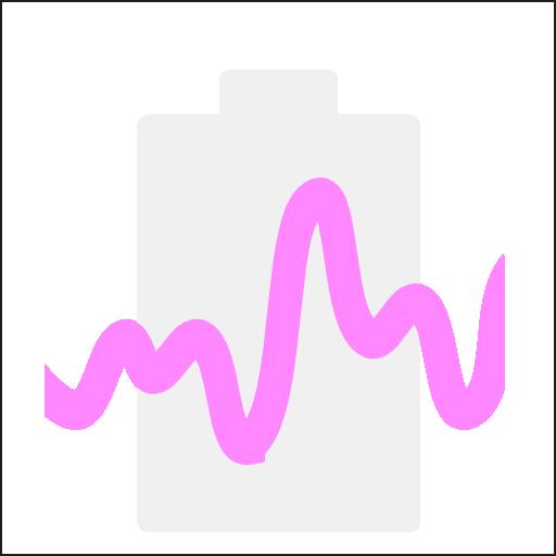 Simple Battery Graph LOGO-APP點子