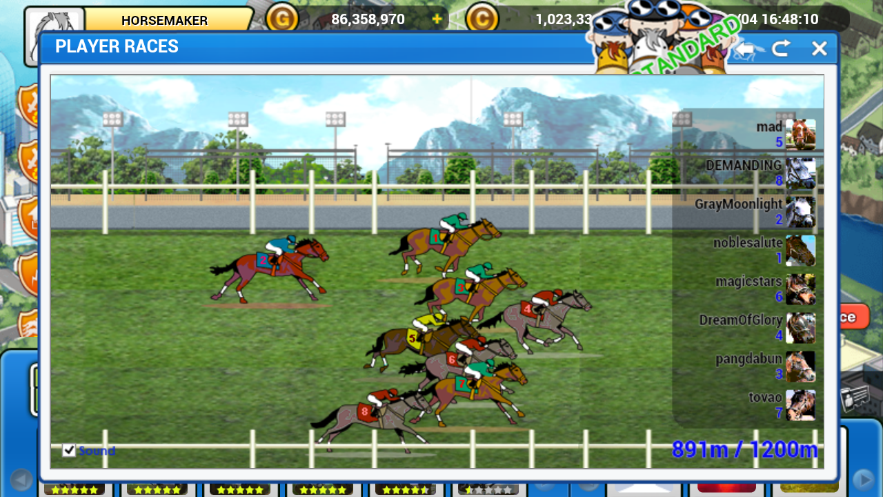 horse racing game apps android