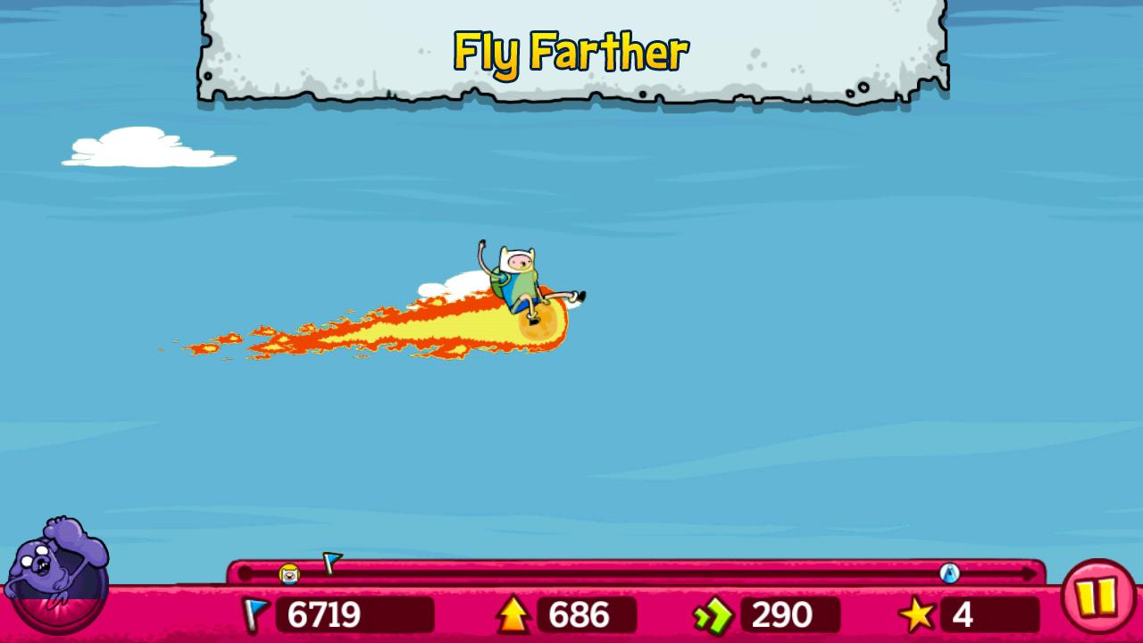 Jumping Finn Turbo screenshot #3